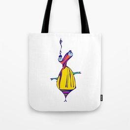 Bibi Tote Bag