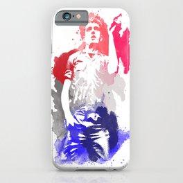 Ian Curtis iPhone Case
