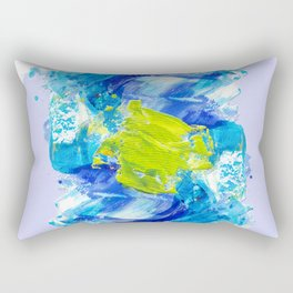 Abstract Painting Rectangular Pillow