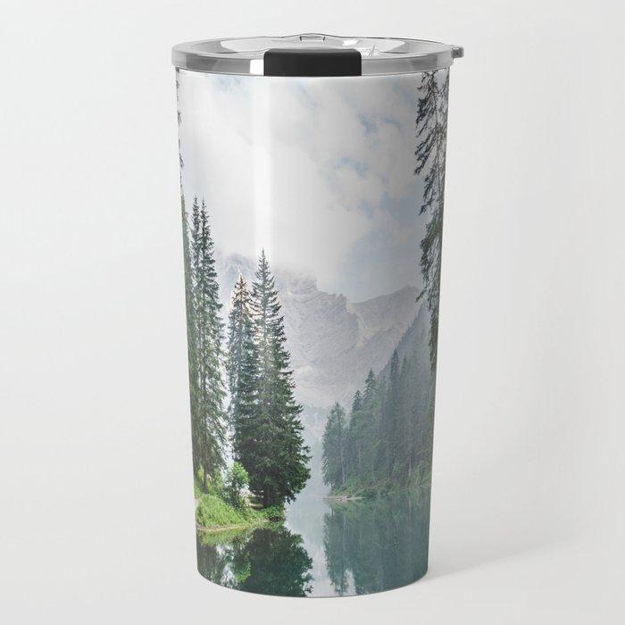 moody landscape Travel Mug
