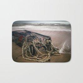 Lobster Cage Bath Mat