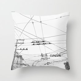 San Francisco XIX Throw Pillow
