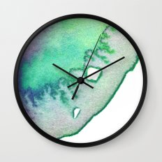 inkblot2 Wall Clock