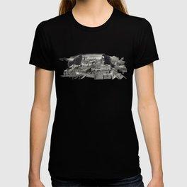 Cincinnati King Kong and Godzilla Rumble T-shirt