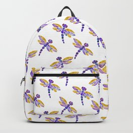 Dragonfly - Purple Palette Backpack