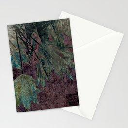 urban maple Stationery Cards