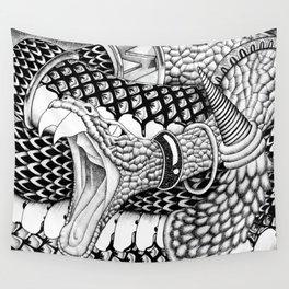 Prisoners - snake Wall Tapestry