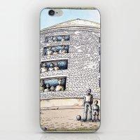 nursery iPhone & iPod Skins featuring Nursery by Michael Zobak