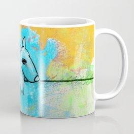 Dog No.1j by Kathy Morton Stanion Coffee Mug