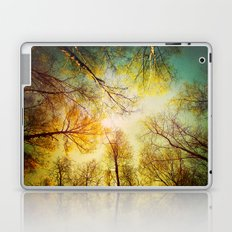 Rest in the forest Laptop & iPad Skin