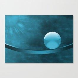 Ballance XII Canvas Print