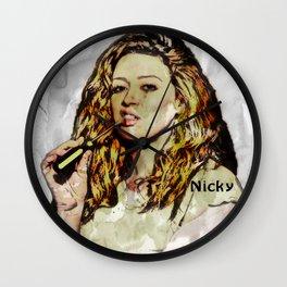 NICKY Wall Clock