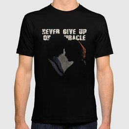 The X-Files - Never Give Up On A Miracle T-shirt