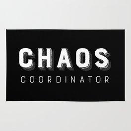 Chaos Coordinator Rug