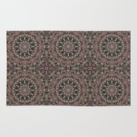 antique Area & Throw Rugs featuring Antique Country by Deborah Janke