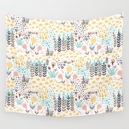 Lady's Slipper Wall Tapestry