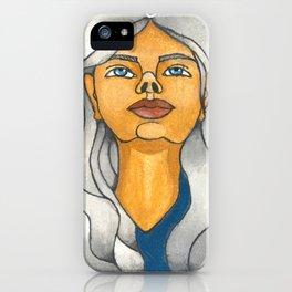 Look Skyward iPhone Case