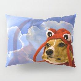 Lobster Corgi Pillow Sham