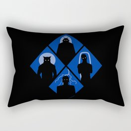 Classic monsters Rectangular Pillow