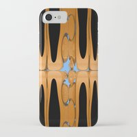 copper iPhone & iPod Cases featuring copper by Maureen Popdan