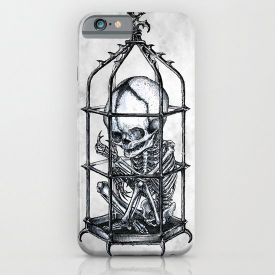 Fetus Cage iPhone & iPod Case