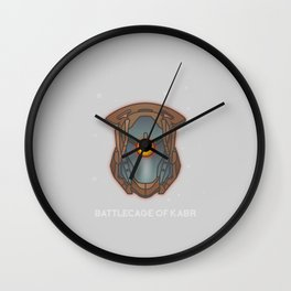 Loot #4 - Battlecage of Kabr Wall Clock
