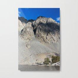 High Sierra Granite Metal Print