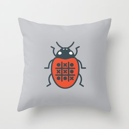 Natural Selection Throw Pillow