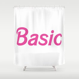 Basic Shower Curtain