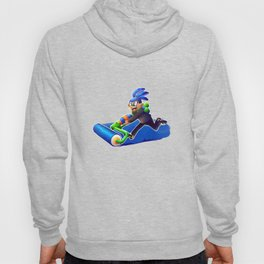 it's about squids my dude Hoody