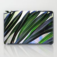 palm iPad Cases featuring palm by  Agostino Lo Coco