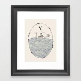 SEABOUND Framed Art Print