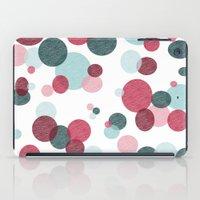 polka iPad Cases featuring Polka by Nichole B.