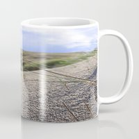 dune Mugs featuring Dune by  Agostino Lo Coco