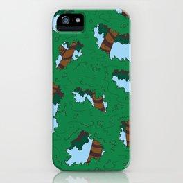 tree people version I iPhone Case
