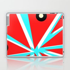 Broken Glass Records Laptop & iPad Skin