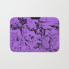 Bermuda (purple) Bath Mat