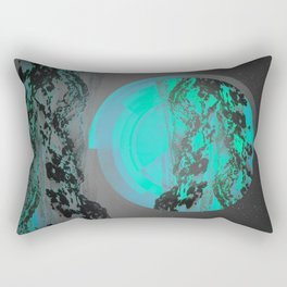 Neither Up Nor Down II Rectangular Pillow