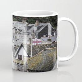 Port Isaac Rooftops Coffee Mug