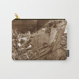 The Valley of Ashes - The Great Gatsby Carry-All Pouch