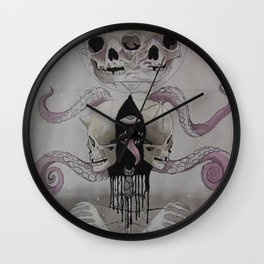 Ascension of the Soul Wall Clock