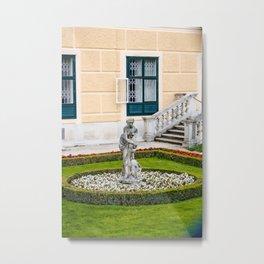 Vienna Metal Print