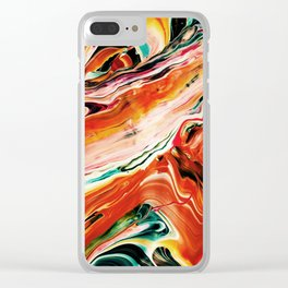 Split Clear iPhone Case