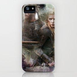 Battle Torn iPhone Case