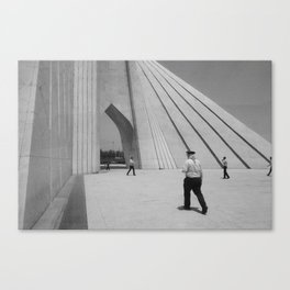 Azadi Square. Tehran. Canvas Print