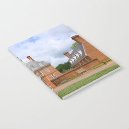 Colonial Williamsburg  Governers Palace Notebook