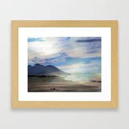 Capo De Gato, Spain Framed Art Print