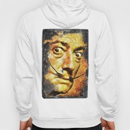 Dali's Eyes Hoody