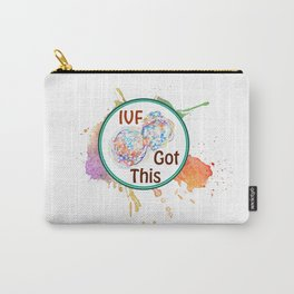 IVF Got This Carry-All Pouch