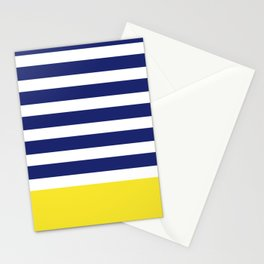 Nautical Neon Stationery Cards